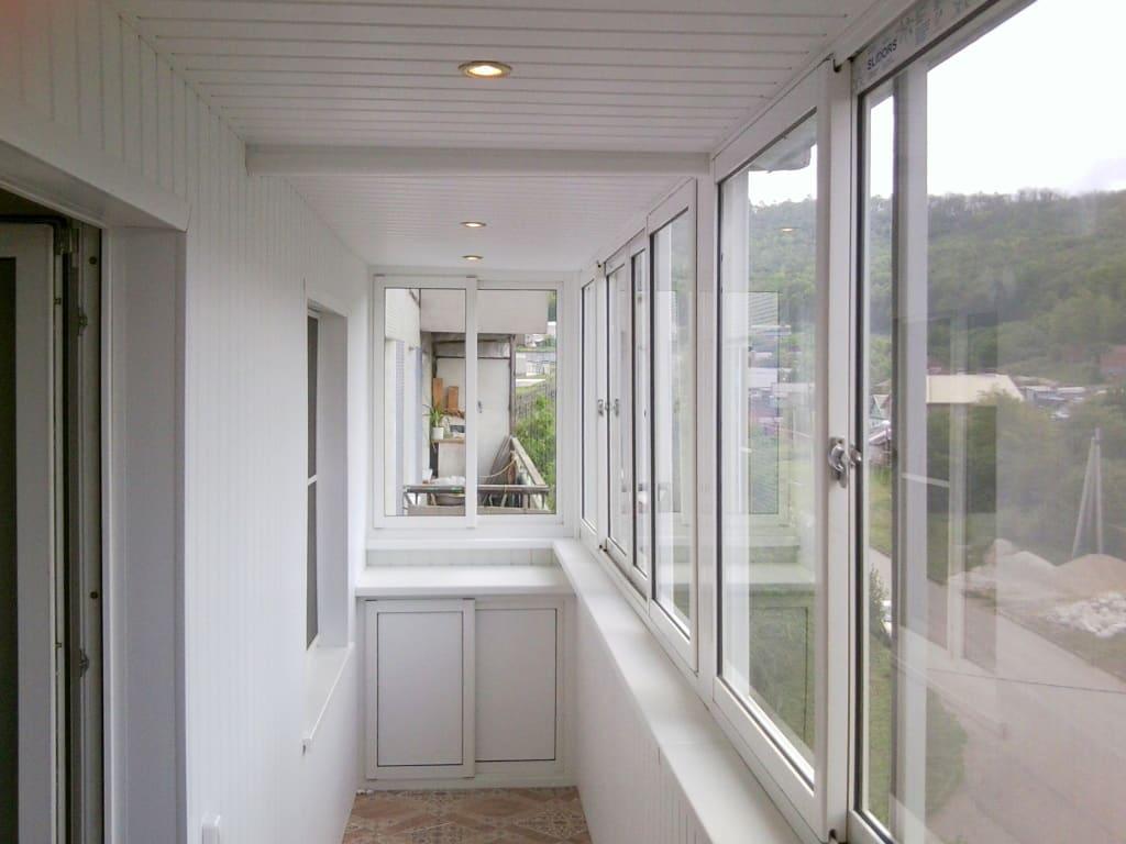 Минусы остекления балкона алюминием | Остекление балкона из алюминия или пластика что лучше