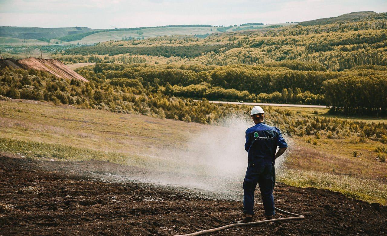Способы защиты почвы от выдувания ветром | Как можно защитить почву от выдувания ветром
