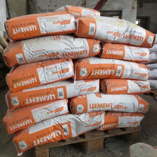 Как хранить цемент в домашних условиях | Как сохранить цемент в мешках зимой