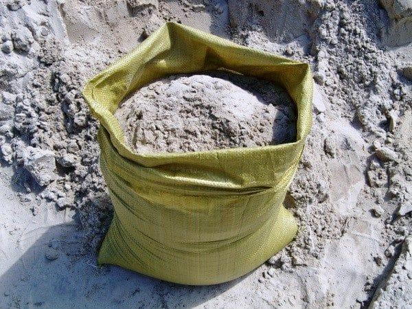Условия хранения цемента в мешках зимой | Как сохранить цемент в мешках зимой