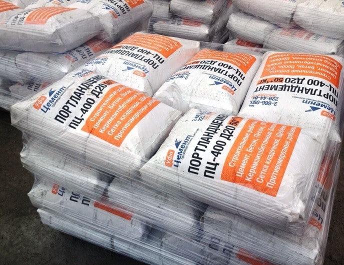 Срок хранения цемента | Как сохранить цемент в мешках зимой
