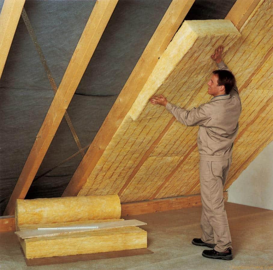 Какой утеплитель для крыши лучше | Какой плотности должен быть утеплитель