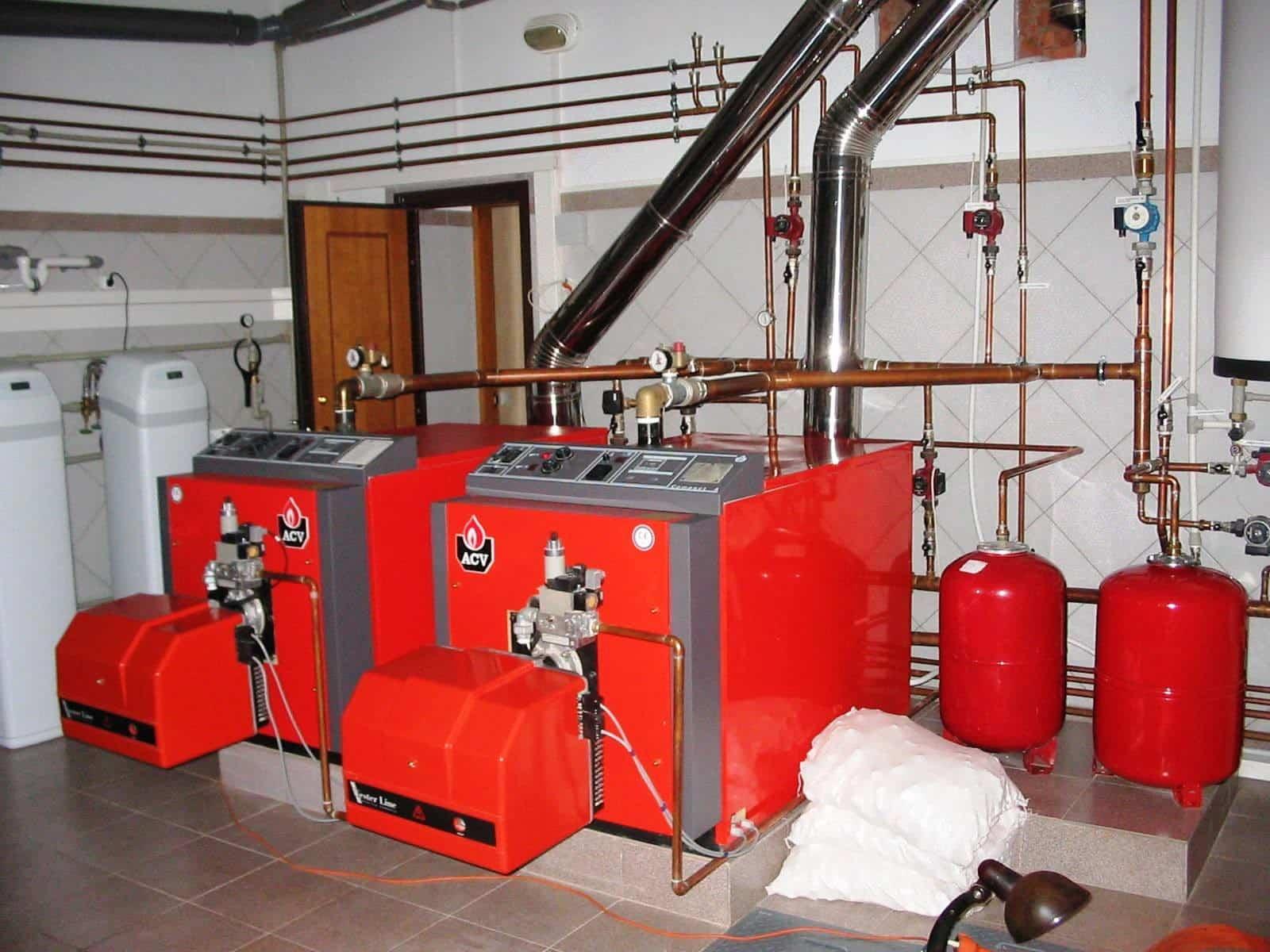 Требования к установке котла свыше 200 кВт в частном доме | Размеры котельной в частном доме