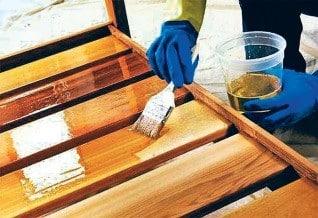 Изготавливаем сидение скамейки из дерева | Скамейка из профильной трубы своими руками