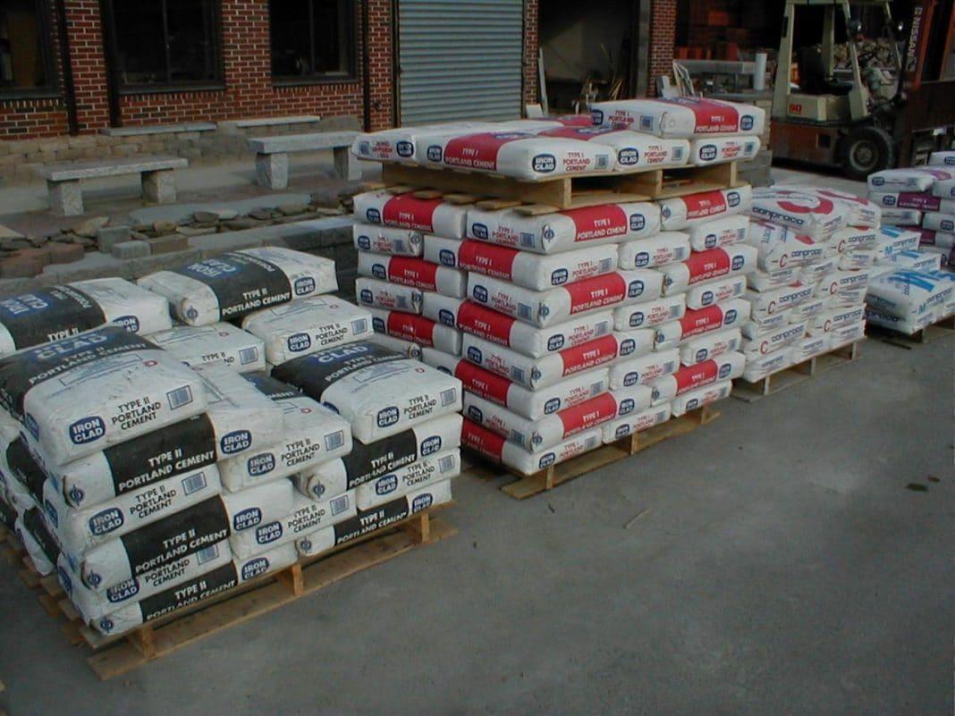Как хранить цемент зимой в холодном помещении | Как сохранить цемент в мешках зимой