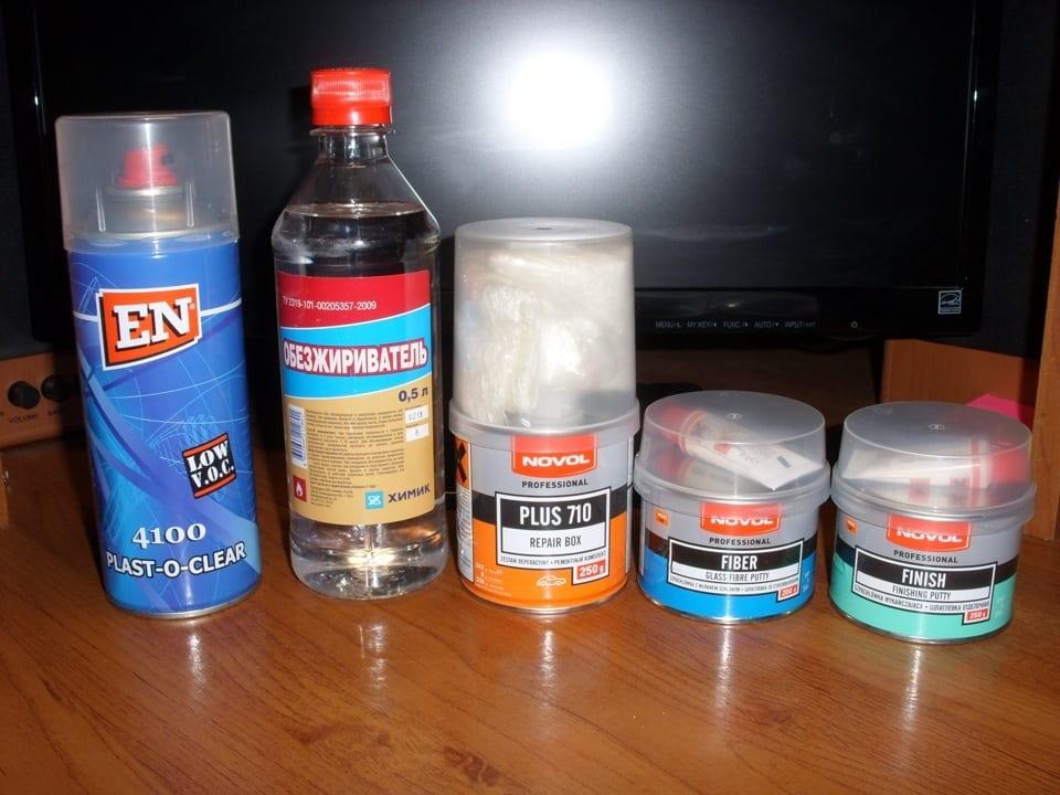 Как работать со стеклотканью и эпоксидной смолой