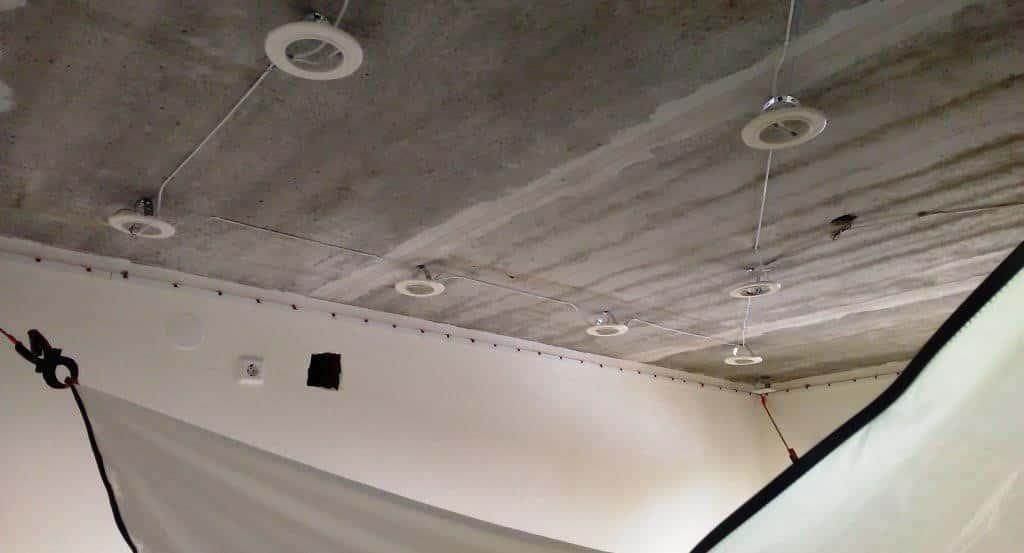 Предварительная подготовка к монтажу потолков | Установка тканевых натяжных потолков: пошаговая инструкция монтажа своими руками