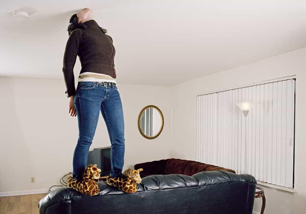 Безопасность и экологичность натяжного потолка — вреден или нет? | Вреден ли натяжной потолок для здоровья