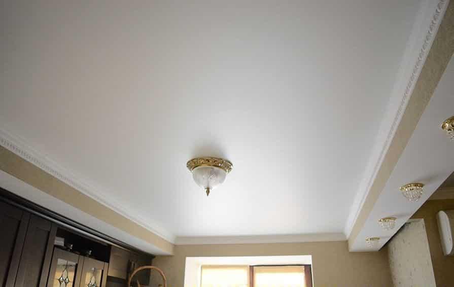 Плюсы и минусы тканевых натяжных потолков | Вреден ли натяжной потолок для здоровья