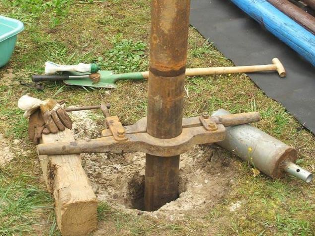 Необходимые инструменты и приспособления для бурения скважины | Как пробурить скважину своими руками ударно-канатным способом
