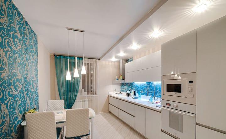 Советы и рекомендации по размещению светильников на натяжном потолке | Расположение светильников на натяжном потолке