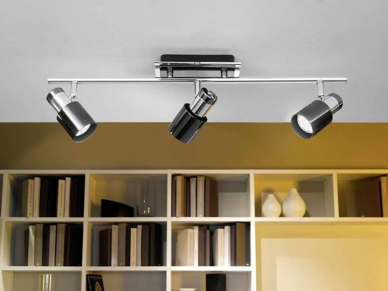 Правила размещения светильников | Расположение светильников на натяжном потолке