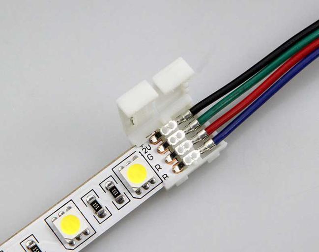Подготовка светодиодной ленты к монтажу | Светодиодная лента под натяжным потолком
