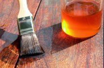 Чем разбавить загустевшую олифу: натуральную, оксоль, синтетическую